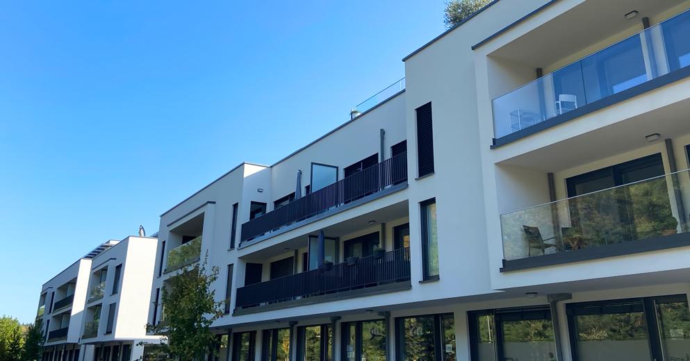 Acheter une maison au Luxembourg - illustration architecture moderne