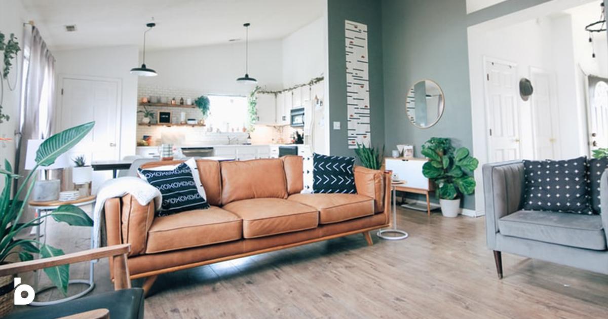 Appartement avec fauteuil