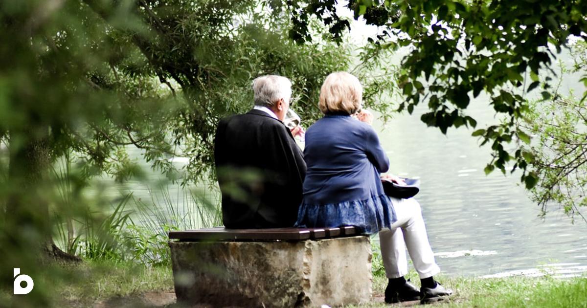 Couple de retraité