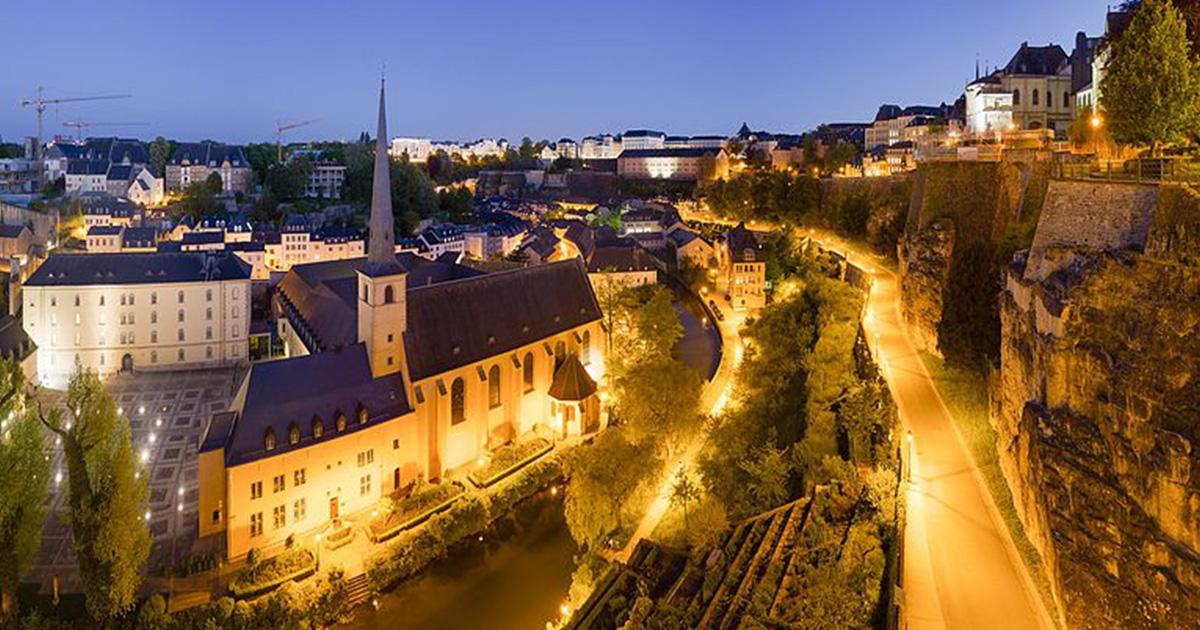 Abbaye de Neumünster Luxembourg Ville